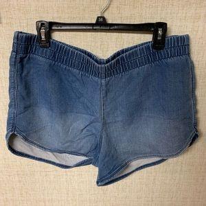 Old navy chambray shorts